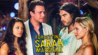 Is Forgetting Sarah Marshall 2008 On Netflix Sweden