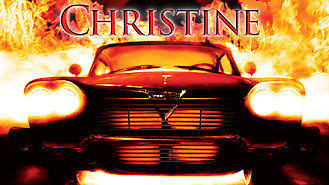 Christine (1983) on Netflix in the USA