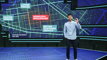 Patriot Act with Hasan Minhaj: Volume 3: Why Your Internet Sucks