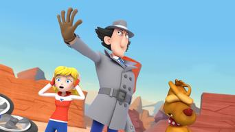 Inspector Gadget: Season 2: Mind Over MADder / Train-ing Day