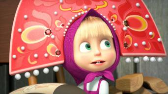 Masha and the Bear: Season 3: Twinkle, Twinkle, Little Star / All the World's a Stage / God Save the Queen!